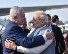 Modi breaks protocol as Netanyahu on six-day India trip