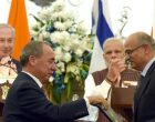 India, Israel sign nine agreements