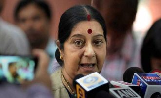 Sushma Swaraj slams Pakistan at SCO meet