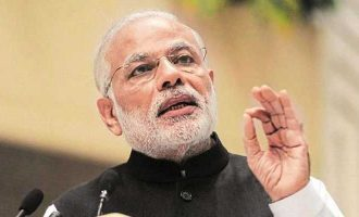 Modi congratulates Putin on reelection