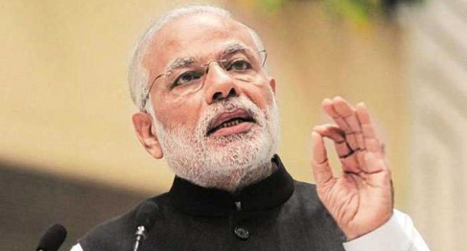 Technology must be used for progress, not destruction: Modi