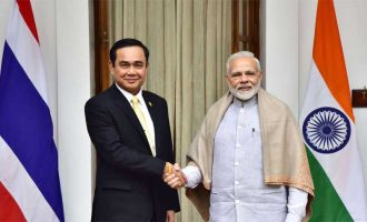 India, Thailand discuss economic ties, security