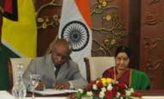 India, Guyana sign three agreements
