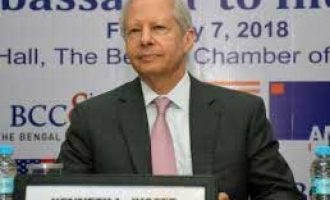 India should seize opportunity to become US business hub: Envoy