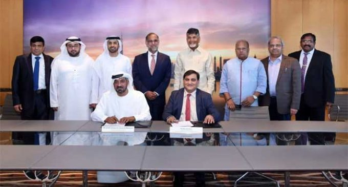 Andhra signs MoU with Emirates Group
