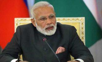 Modi promotes Modicare among Indian diaspora in Oman