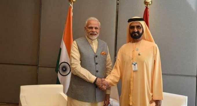 India, UAE condemn state sponsorship of terrorism