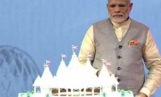 Modi to lay foundation stone for Abu Dhabi's first Indian temple