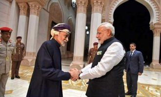 Oman Sultan appreciates Indians' contributions, eight agreements signed