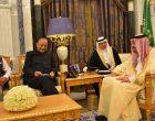 Jaitley meets Saudi King Salman