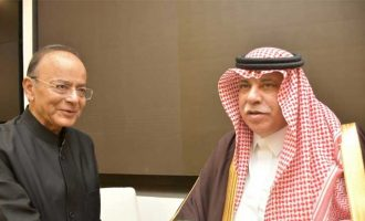 Jaitley co-chairs India-Saudi Arabia Joint Commission meet