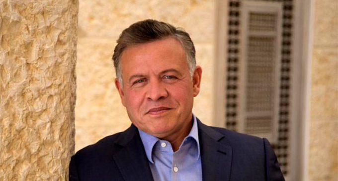 King of Jordan to visit India