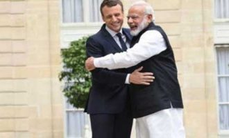 France, India commit to increasing trade to 15 bn euros by 2020