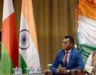 President, Ram Nath Kovind addressing at the India-Madagascar Business Forum, in Madagascar