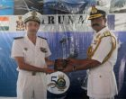 New installment of India-France joint naval exercise underway