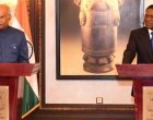 Kovind urges Equatorial Guinea to 'realise' full potential of relations with India