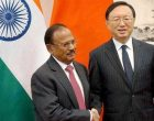 Doval meets Yang Jiechi ahead of Indian ministers' visit