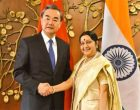 Sushma in China from Saturday, hold talks with Wang Yi