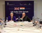India, Britain sign nine agreements, announce initiatives