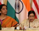Sushma Swaraj, Nirmala Sitharaman attend SCO meet in China