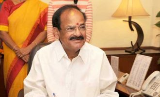 Vice President Venkaiah Naidu on 8-day visit to Serbia, Malta, Romania