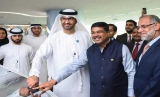 UAE lands first crude oil cargo for Mangaluru strategic reserve