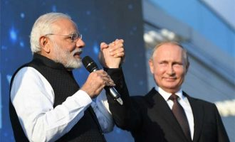 India-Russia ties will continue to scale newer heights: Modi
