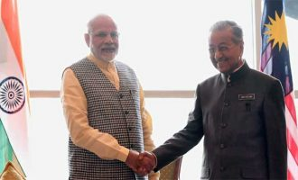 Modi holds 'productive' meeting with new Malaysian PM