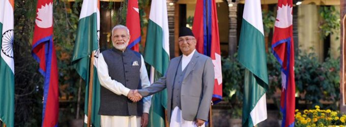 India, Nepal agree to boost trade, people-to-people, connectivity ties