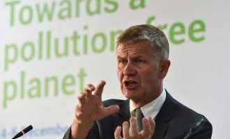Only India can help itself combat pollution: UN Environment head Erik Solheim