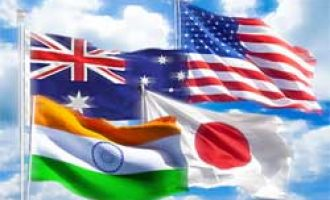 India, US, Japan, Australia reiterate call for free, prosperous Indo-Pacific