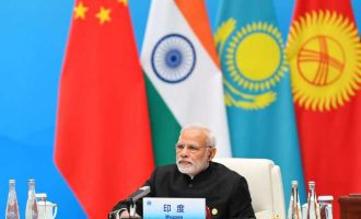 Connectivity projects should respect country's sovereignty: Modi