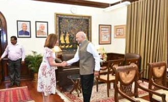 BARONESS WILLIAMS VISITS INDIA TO STRENGTHEN COUNTER-EXTREMISM COOPERATION