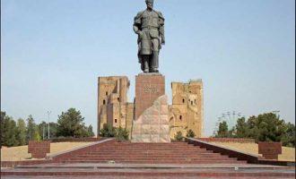 Shakhrisabz – crossroads of cultures