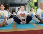 International Yoga Day celebrated in Hungary and Bosna & Herzegovina