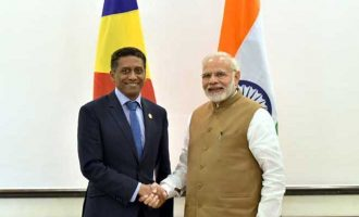 India, Seychelles continue talks on Assomption Island project