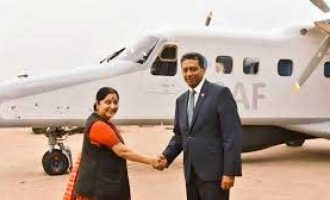 India gifts Seychelles another Dornier aircraft