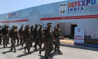 "UK SEEKING ""TWO-WAY STREET"" ON DEFENCE COOPERATION WITH INDIA"