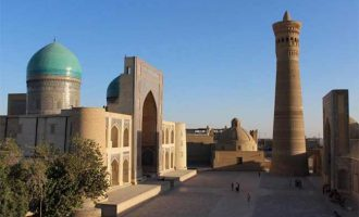 Bukhara is the best place for Ziyarat tourism