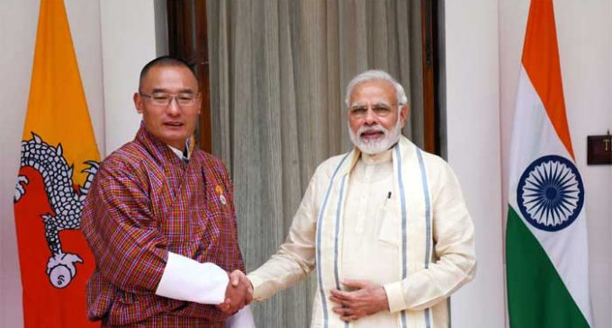 India, Bhutan reaffirm commitment to hydropower cooperation