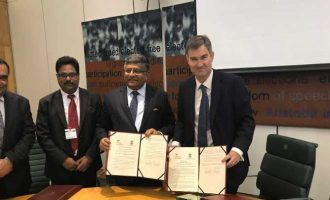 UK-INDIA MOU STRENGTHENS LEGAL COOPERATION