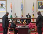 India, Uganda agree to strengthen economic, defence ties