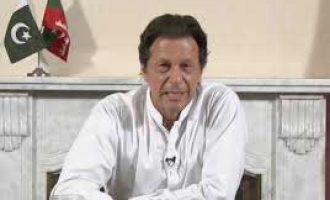 Imran Khan sworn-in as new Pakistani PM