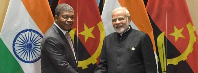 Modi meets leaders of Argentina, Angola
