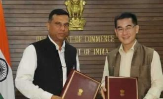 India, Singapore sign Second Protocol amending bilateral trade pact