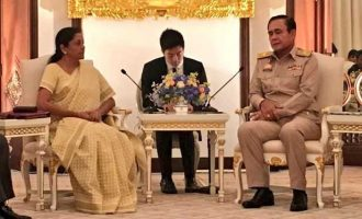 India, Thailand to step up military ties