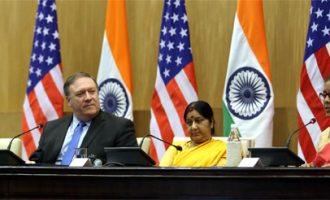 India, US strategic ties get boost at first 2+2 dialogue