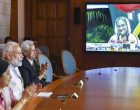 Hasina, Modi inaugurate rail projects, power supply