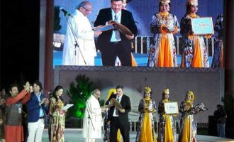 Indian vocalist won second prize in the Maqom Art International Forum in Uzbekistan
