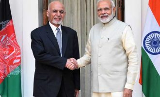India reiterates commitment to Afghan-led peace process
